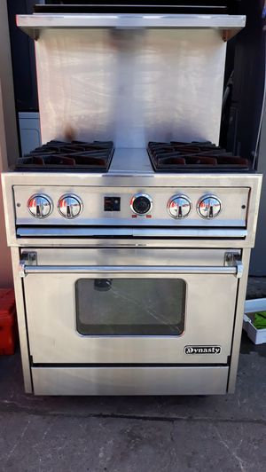 """DYNASTY PROFESSIONAL STOVE 30"""" for Sale in Hayward, CA"""