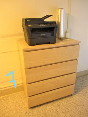 Malm 4 drawer dresser for Sale in Seattle, WA