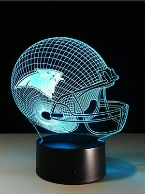 Carolina Panthers NFL Night Light Lamp for Sale in Atco, NJ