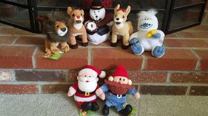 Various Island of Misfit Toys plush for Sale in Manchester, NH