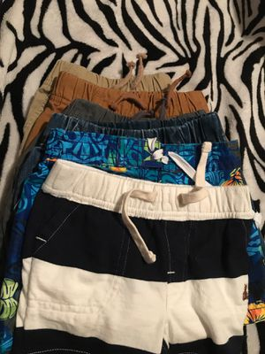 6 pair of boys shorts 12m for Sale in Haltom City, TX