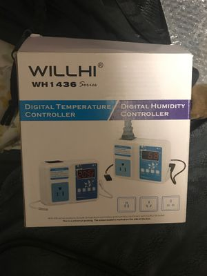 Temperature / humidity controller for Sale in St. Petersburg, FL