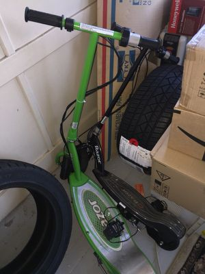 $280 for all 2 Razor Scooter Fairly new 15-20mph speed...Pick up Ashland ma for Sale in Framingham, MA