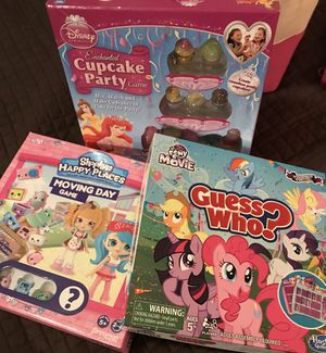GAMES - Super Cute! Only $5 each! for Sale in Chandler, AZ