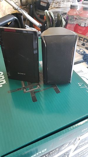 Sony computer speakers for Sale in Temple, TX