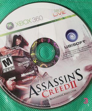 Xbox 360 assassins games for Sale in Keller, TX
