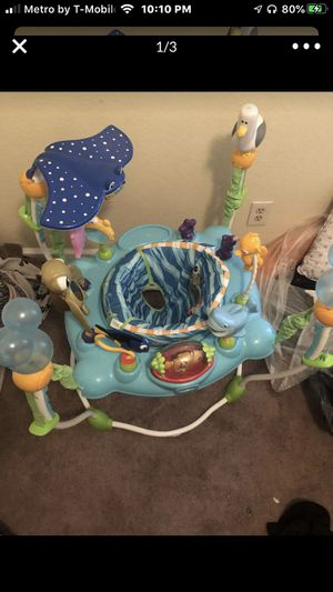 BABY FINDING NEMO BOUNCER ONLY USED A FEW TIMES PAID 145 PICK UP ONLY for Sale in Los Angeles, CA