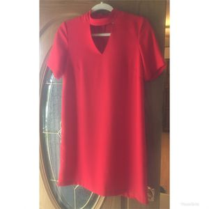 Red T-shirt dress for Sale in Aurora, IL