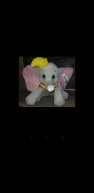 "Disney's Dumbo Plushie 15""(Preowned) for Sale in Colton, CA"