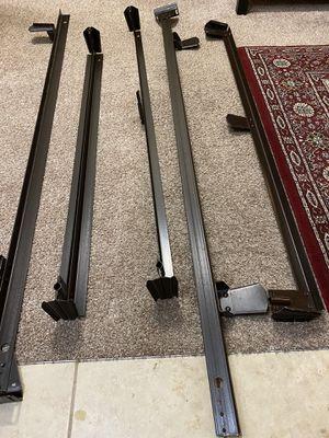 Heavy metal frame for queen bed for Sale in Cincinnati, OH