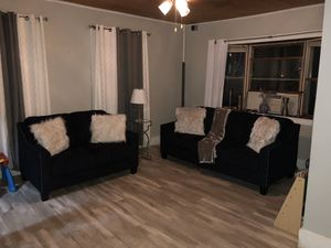 I got some almost brand new sofas for sale, they were used for 6 months and then we decided to buy a sectional. We paid $958.67 and asking for $500.0 for Sale in Holyoke, MA