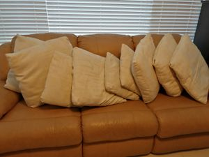 Couch pillows for Sale in North Miami Beach, FL