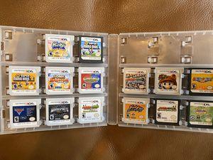 Lot of Nintendo 3ds Games-MARIO Zelda Kirby and more for Sale in Cincinnati, OH