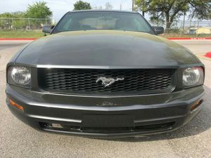 2007 Ford Mustang V6 for Sale in Austin, TX