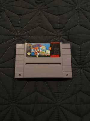 Mario Paint Super Nintendo SNES for Sale in West Covina, CA