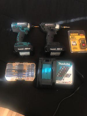 Makita and dewalt tools for Sale in Berkeley, CA