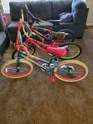 3 Bikes for $180 for Sale in Hyattsville, MD