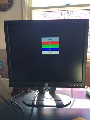 "Dell E157FPc 15"" LCD Computer Monitor for Sale in Los Angeles, CA"
