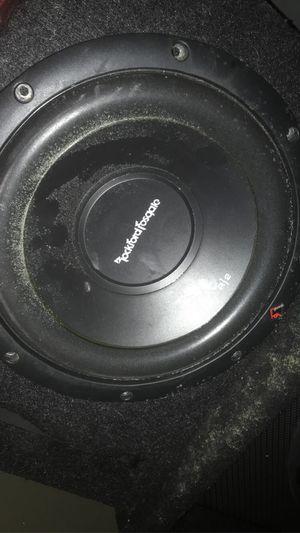 10inch RockFord FosGate Bass speaker for Sale in Cumberland, RI