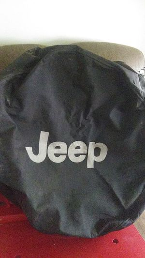 Jeep wheel cover for Sale in St. Louis, MO