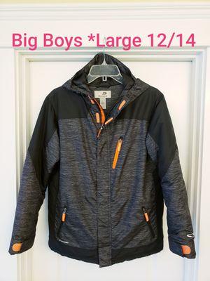 Youth / Big Boys Winter Coat / Snow Jacket for Sale in Marysville, WA