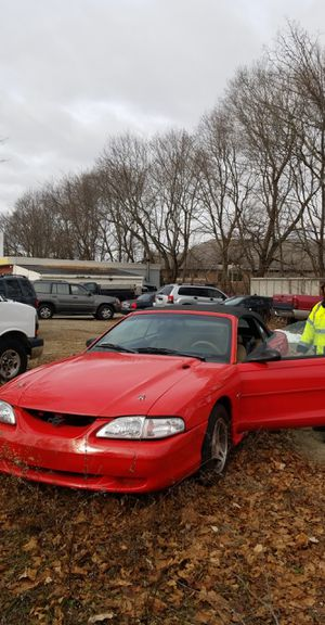 1998 Ford Mustang for Sale in Tewksbury, MA