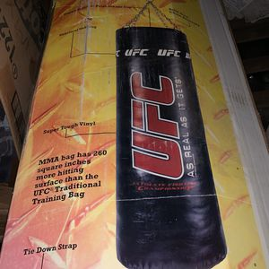 UFC MMA training bag for Sale in Fresno, CA