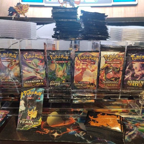 Pokemon Trading Cards Booster Pack Sealed Read The Description Please For Details On prices And What I Have Left
