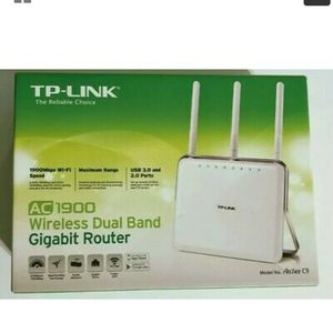 TP-Link AC1900 Archer c9 Wireless WiFI Dual Band Router for Sale in Joliet, IL