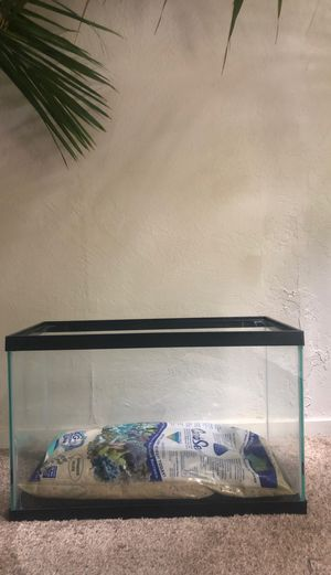 Brand new never used fish tank for Sale in Santa Cruz, CA