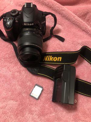 Nikon digital camera 🎥 D3200 for Sale in Livermore, CA