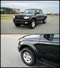 03 Toyota Tacoma Black 4x4 for Sale in Washington, DC