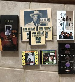 Country CD's Boxed Sets for Sale in Keller,  TX
