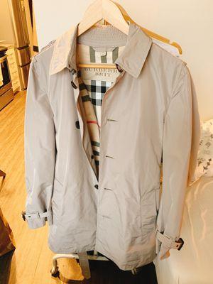 Burberry raincoat for Sale in Seattle, WA