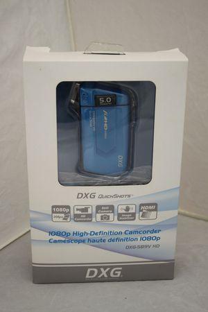 DXG Quickshot camcorder 1080 high Def for Sale in Sanford, FL