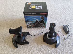 Thrustmaster T-Flight Hotas X for Sale in Oakton, VA
