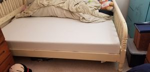 Tempurpedic mattress and bed frame for Sale in Germantown, MD