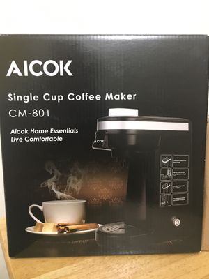 AICOK COFFEE MAKER for Sale in North Bethesda, MD
