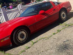 1987 Chevy Corvette MUST SELL for Sale in Newburgh Heights, OH