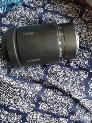 Camera Lens -Tamron AF 70 - 300mm Camara Lens for Sale in Lynwood, CA