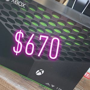 Xbox Series X for Sale in Fort Lauderdale, FL
