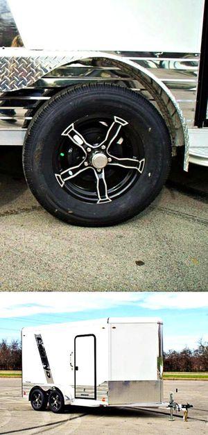 💲 1️⃣0️⃣0️⃣0️⃣ e🇳c🇱o🇸e🇩 🇨a🇷g🇴 🇹r🇦i🇱er hitch type bumper pull for Sale in Miami Beach, FL