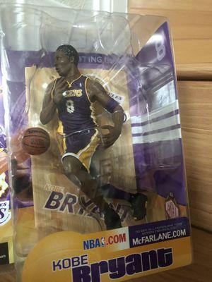 Kobe Bryant Mcfarlane Toys for Sale in Cerritos, CA