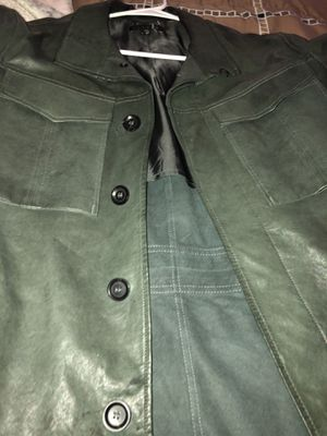 Theory small dress soft leather style is yost 100 leather authentic for Sale in Baltimore, MD