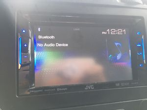 Jvc in dash tv stereo double din for Sale in Washington, DC