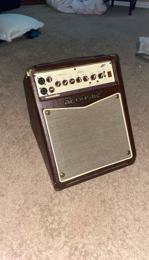 Acoustic A20 Amplifier for Sale in Pflugerville, TX