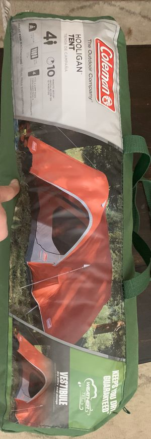 Coleman camping gear for Sale in IL, US
