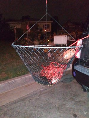 Fishing nets with. Baitboxes for Sale in Glendora, CA