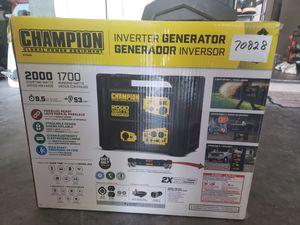 Generator 2000 watts for Sale in Cypress Gardens, FL