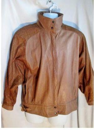 Gino di Giorgio Men leather jacket for Sale in Thonotosassa, FL